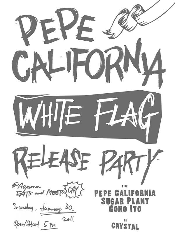 "Pepe California ""White Flag"" Release Party"